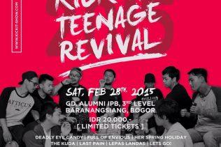 Kick It : Teenage Revival