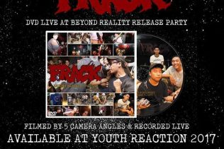 DVD Live Frack – Beyond Reality Release Party